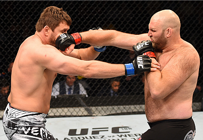 Ben Rothwell and Matt Mitrione
